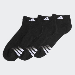 Energy Running Socks 1 Pair L Black / White / Light Onix H77463