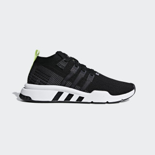 EQT Support Mid ADV Primeknit Shoes Core Black / Grey / Cloud White B37435