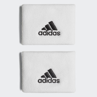 Tennis Polsband Small White/Black CF6279