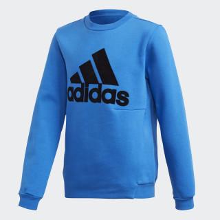 Sweat-shirt ID Crew Blue DJ1474
