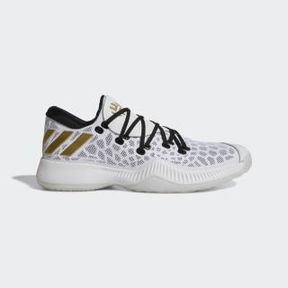 Harden B/E Schuh Ftwr White/Core Black/Ftwr White AC7821