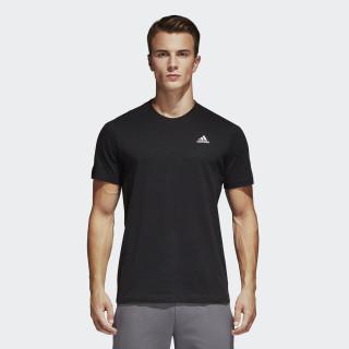 Camiseta Essentials Base BLACK/WHITE S98742