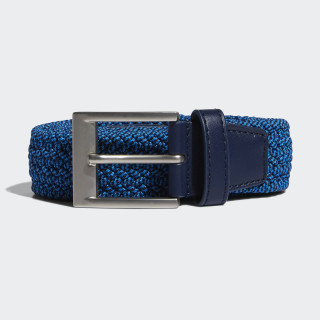 Braided Stretch Belt Bright Blue DP7428