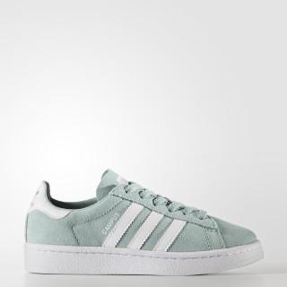 Scarpe Campus Tactile Green/Footwear White/Footwear White BY9592