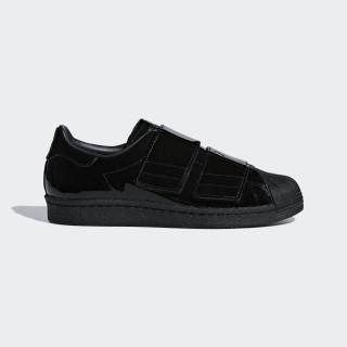 Superstar 80s CF Shoes Core Black / Core Black / Core Black B28046