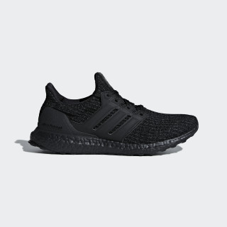 Obuv Ultraboost Core Black / Core Black / Active Red F36641