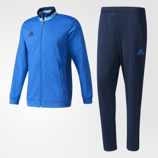 Condivo16 Track Suit Blue/Collegiate Navy/Bright Cyan AX6543