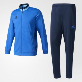 Condivo16 Track Suit Blue/Collegiate Navy/Bright Cyan AX6543