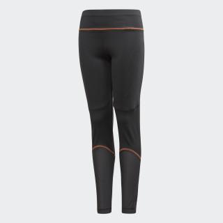 Training Knit Tights Carbon/Hi-Res Orange CF7199