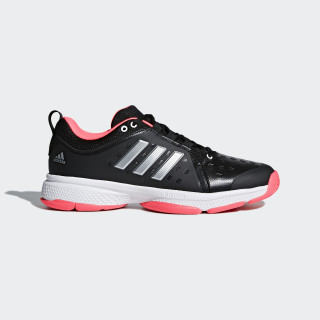 Barricade Classic Bounce Shoes Core Black / Matte Silver / Flash Red AH2096