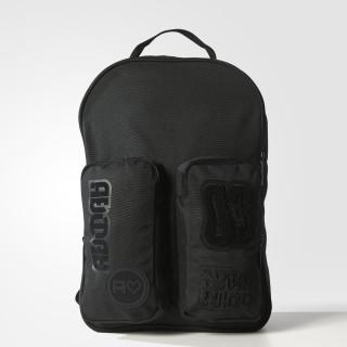 Mochila Badges Classic Black BQ8126