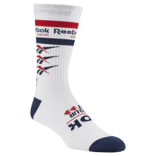 Classics Vector Graphic Crew sock White DN6022