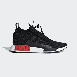 Scarpe NMD_TS1 Primeknit Core Black / Carbon / Grey Five B37634