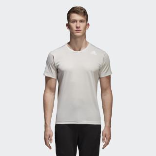 Camiseta FreeLift Climalite CHALK PEARL S18 CE0877