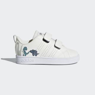VS Advantage Clean Shoes Running White / Running White / Onix B75970