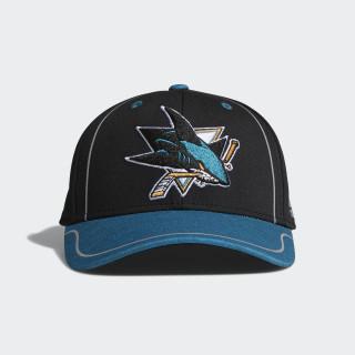 Sharks Flex Draft Hat Multi CX2492