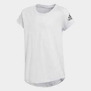 T-shirt adidas Z.N.E. White/Aero Blue/Black CF6670