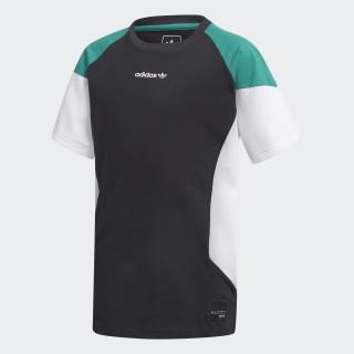 Camiseta J Eqt BLACK/WHITE/SUB GREEN D98884