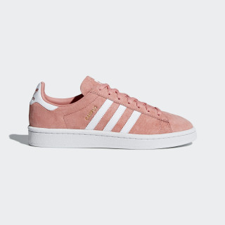 Tenis Campus TACTILE ROSE F17/FTWR WHITE/CRYSTAL WHITE B41939
