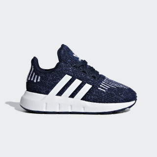 Sapatos Swift Run Collegiate Navy / Ftwr White / Mystery Blue B37122