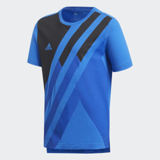 X T-shirt Blue DJ1263
