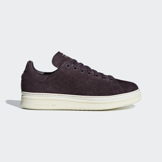 Zapatillas Stan Smith New Bold NOBLE RED S18/NOBLE RED S18/OFF WHITE B37301
