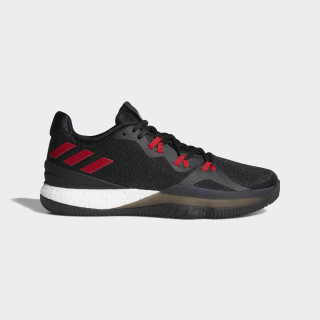 Crazylight Boost 2018 Shoes Core Black / Scarlet / Carbon DB1071