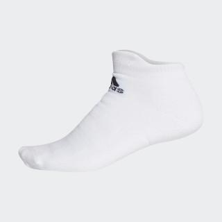 Alphaskin Maximum Cushioning Enkelsokken White / Black CV7594