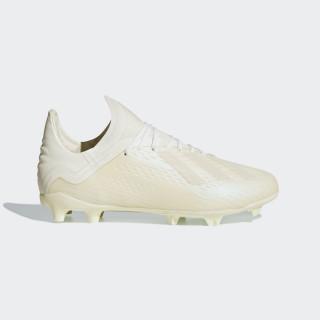 X 18.1 FG Fußballschuh Off White / Ftwr White / Off White DB2430