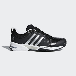 Barricade Classic Wide 4E Shoes Core Black / Silver Metallic / Cloud White CP8694