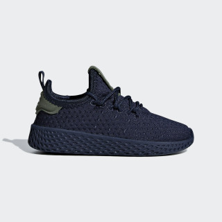 Pharrell Williams Tennis HU Schuh Collegiate Navy / Collegiate Navy / Off White B37114