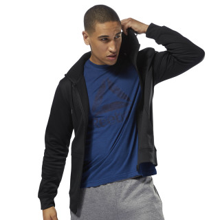 Workout Ready Thermowarm Full-Zip Hoodie Black CY3622