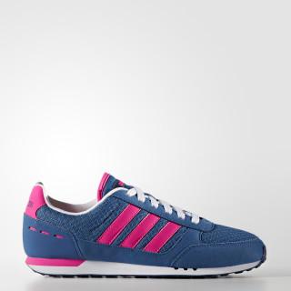 Tenis City Racer CORE BLUE S17/SHOCK PINK S16/MYSTERY BLUE S17 B74492