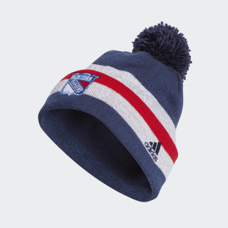 Rangers Team Cuffed Pom Beanie Multi CX3134