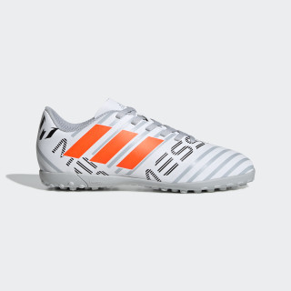 Calzado Nemeziz Messi 17.4 Césped Artificial FTWR WHITE/SOLAR ORANGE/CLEAR GREY S12 S77207
