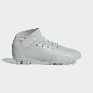 Nemeziz 18.3 FG Fußballschuh Ash Silver / Ash Silver / White Tint DB2353