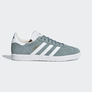 Gazelle Shoes Raw Green / Ftwr White / Linen B41661