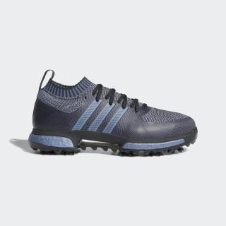 Zapatilla Tour360 Knit Carbon / Boost Raw Steel Met / Grey Four AC8278