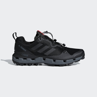 Terrex Fast GTX Surround Shoes Core Black / Grey Five / Hi-Res Red AQ0365