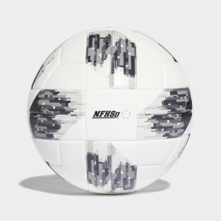 MLS NFHS Top Training Ball White / Black / Grey / Grey CF0004