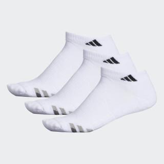 Energy Running Socks 1 Pair L White / Black / Granite H77462