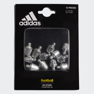 Soft Ground Studs Long Silver/Multicolor AP1092
