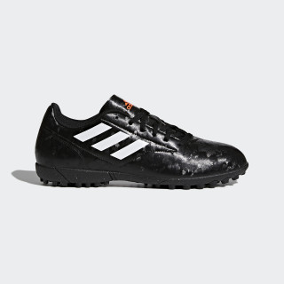 Conquisto II Turf Shoes Core Black / Cloud White / Solar Red BB0560