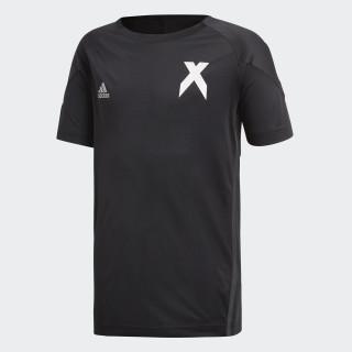 Camiseta X Black / White DJ1260