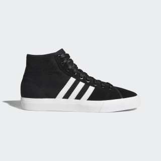 Matchcourt High RX Schuh Core Black / Ftwr White / Gum4 B22786