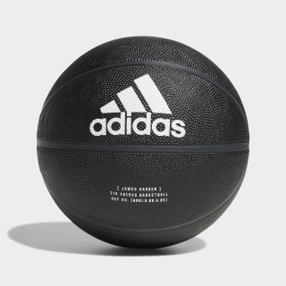 BALL (VULCANISED) HARDEN SIG BALL BLACK/WHITE/CARBON S18 CW6787