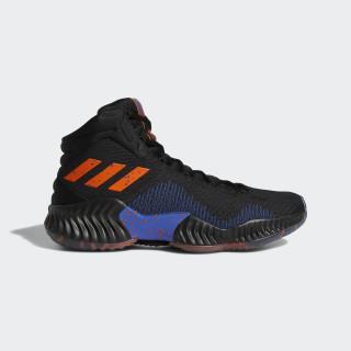 Pro Bounce 2018 Shoes Core Black / Orange / Collegiate Royal B41990