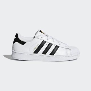 Superstar Foundation Schoenen Footwear White/Core Black BA8378