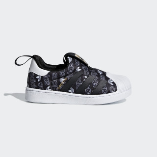 Zapatillas SUPERSTAR 360 I CORE BLACK/CORE BLACK/FTWR WHITE B75615