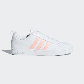 VS Advantage Schuh Ftwr White / Clear Orange / Light Granite B42306